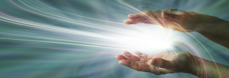 Unconsciously sensing and sending energy